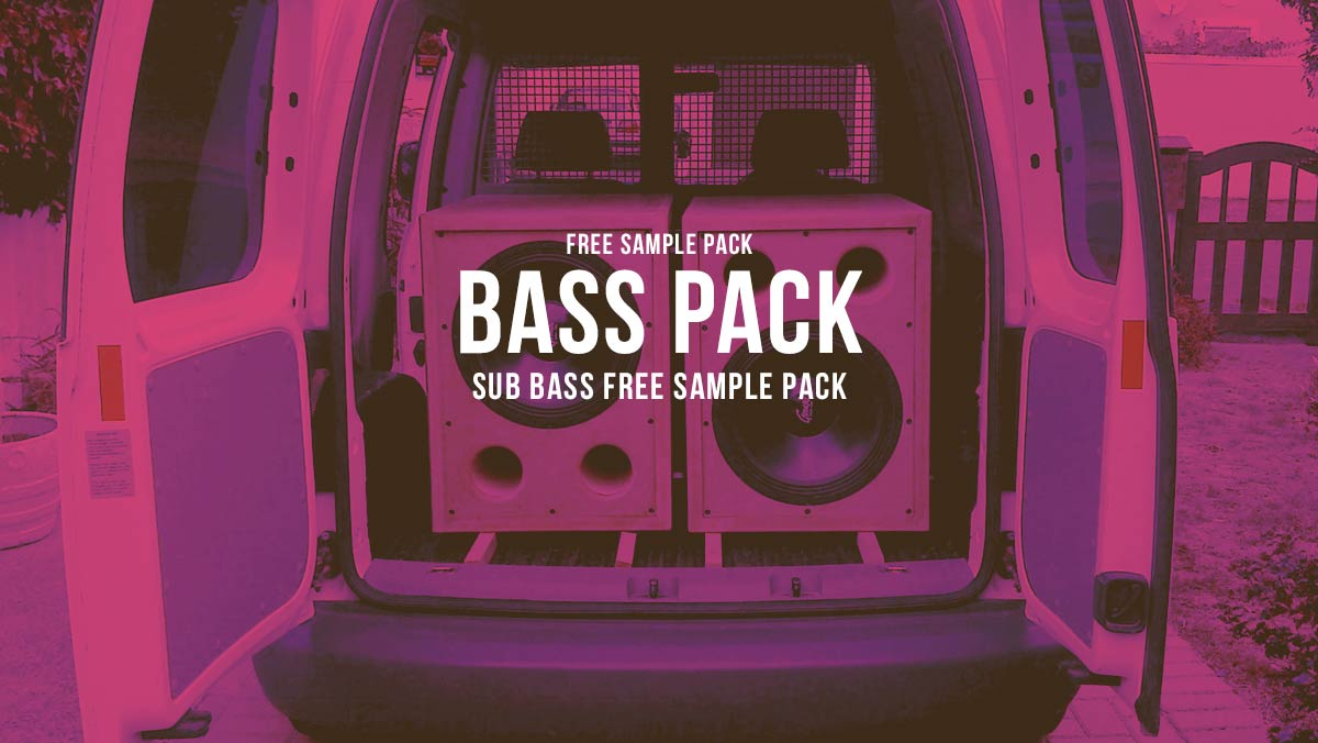 Sub Bass Free Sample Pack by TheSample.net