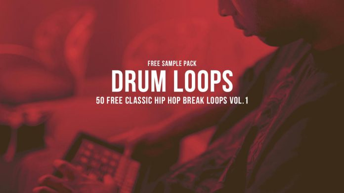 50 Free Classic Hip Hop Break Loops Vol.1