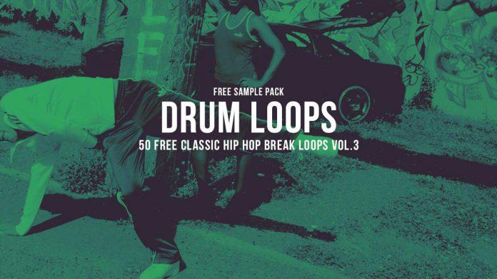 50 Free Classic Hip Hop Break Loops Vol.3