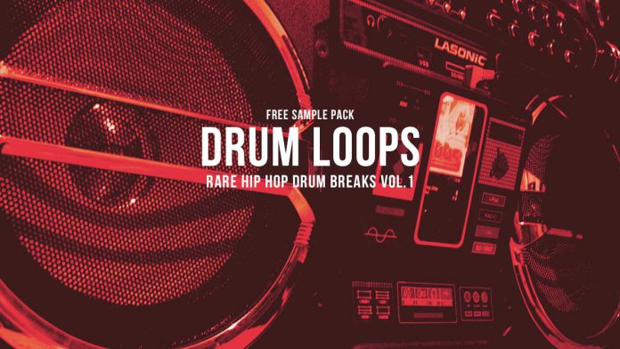 Rare Hip Hop Drum Breaks Vol.1