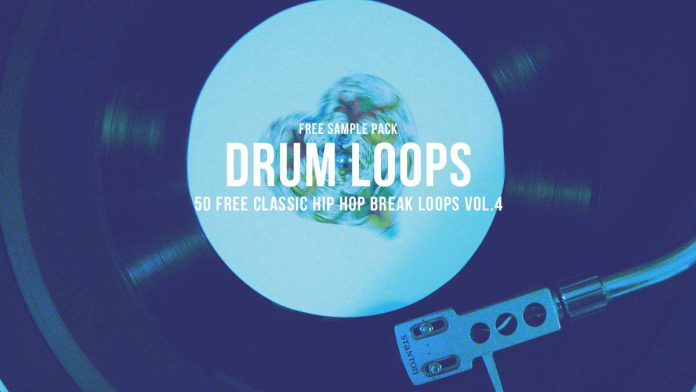 50 Free Classic Hip Hop Break Loops Vol.4
