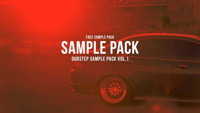 Dubstep Sample Pack Vol.1
